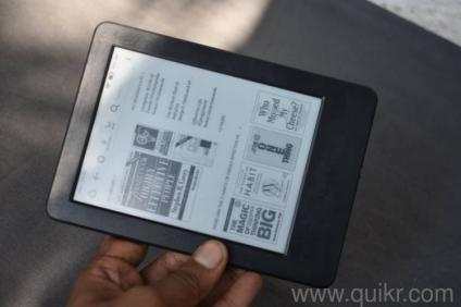 Amazon kindle 6th gen touch ebook reader
