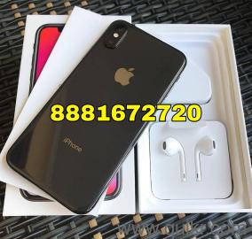 PREMIUM BRAND NEW APPLE IPHONE X 256 GB ROM 4 RAM DUBAI IMPORT 99