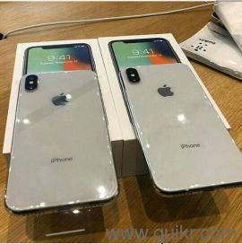 I phone X 256GB call me what's app me 892999+4312