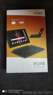 Alcatel POP 4 With Keyboard 10 1 Inch Just 14 Days Old
