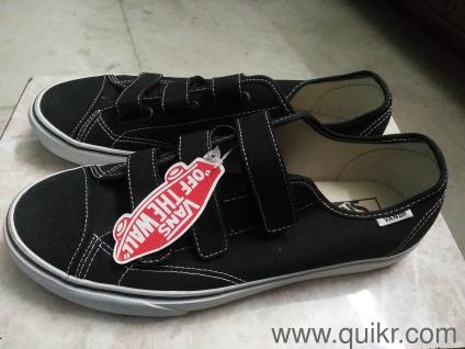 8c76227df6 ORIGINAL vans classic VELCRO shoes (black)
