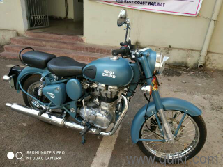 e624d300 2018 Royal Enfield Classic 350 25,436 kms kms driven in Airport Square,  Bhubaneswar   QuikrBikes Bhubaneswar