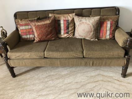 Wondrous Second Hand Sofa Set In Delhi Ncr Baci Living Room Home Interior And Landscaping Pimpapssignezvosmurscom