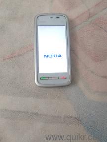 Nokia 5233 white color