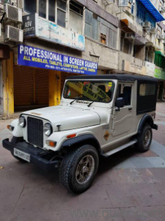 2012 Mahindra Thar CRDe 4x4 AC 68,000 kms kms driven in