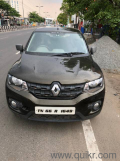Bronze 2015 Renault Kwid Rxt 28000 Kms Kms Driven In Saibaba Colony