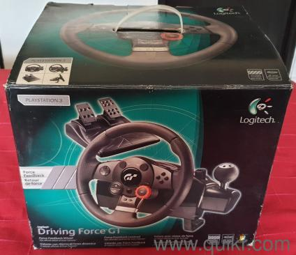 7776e8a3f20 Logitech Driving Force GT (For PC, PS2 & PS3) in near Mint Condition
