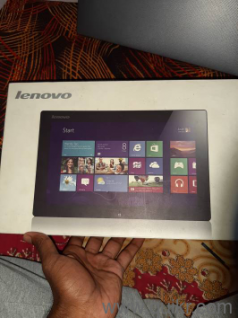 Lenovo Tab Windows 8 price negotiable