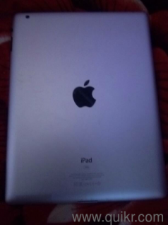 I pad 2 for sale 32 gb internal memory wifi model working in smooth  condition in box me for any details