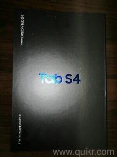 64GB Samsung Galaxy Tab s4
