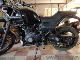 8 Second Hand Royal Enfield Himalayan Bikes In Bangalore Used