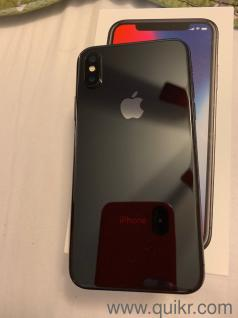 Apple iPhone X 256gb with complete accessories for sale urgently Required