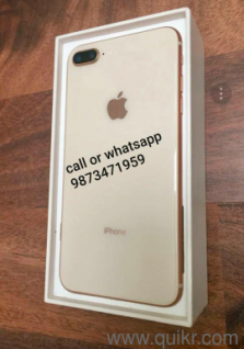 Apple iphone 8 Plus 256gb clone(New box pack available ,4g clone copy with  ios appstore& facelock-4gb Ram ,512gb Rom(Cash on delivery)ALL IPHONE