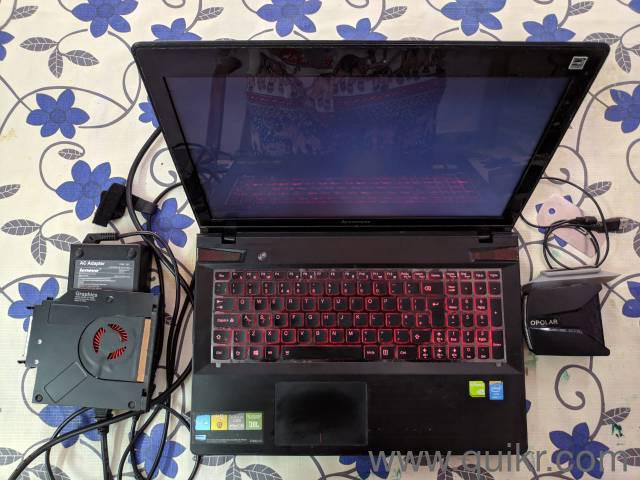 lenovo lap with INTEL CORE I7 4700MQ 4TH GENERATION, 4GB
