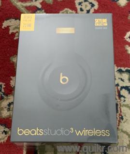 Beats Dr Dre Studio 3 Wireless Headphones In Brand New Condition