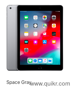 Brand New, Sealed MP262AB/A 9 7Inch Screen iPad Wi -Fi Cellular 128GB