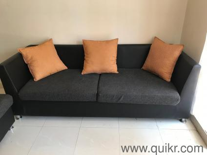 Magnificent Geneva 6 Seater L Shape Sofa Black With Ottoman From Royal Frankydiablos Diy Chair Ideas Frankydiabloscom