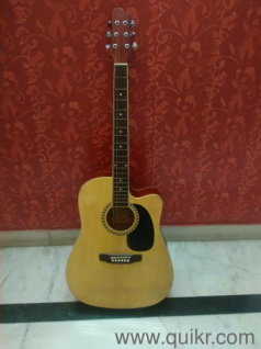 0f22901a86b kaps brand new semi acoustic guitar, ST-1000CT with cover/strap/strings