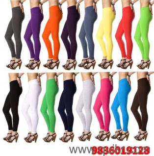 c9d84fb3eb4f7 Ladies cotton leggings in the various color of your choice. Very  comfortable for regular wear