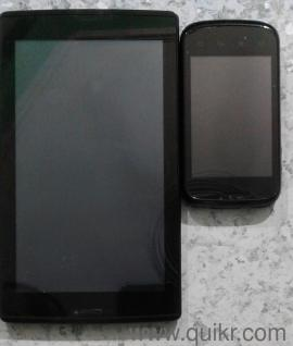 COMBO OFFER GET CANVAS TAB + MICROMAX BOLT