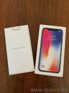 My brand new iPhone X 256gb for sale with complete accessories for sale at  affordable price comes with complete accessories for sale urgently