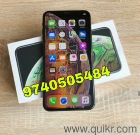 *9740505484 APPLE IPHONE XS MAX 256 GB 4 GB RAM IOS UPGRADED 12 1 WITH  ORIGINAL FACE ID JIO SUPPORTED DUBAI FIRST MADE 99% ORIGINAL PRODUCT WITH  6 5
