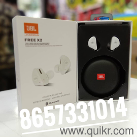 JBL free x2 wireless EARPODS it's new because I have a shop