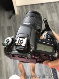 canon 80d | Used Cameras - Digicams in Kolkata | Electronics