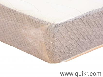 78 x 48 inch Orthopedic 8 inch Single Mattress by Sleep Spa