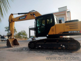 Excavator Find Best Deals & Verified Listings at QuikrCars