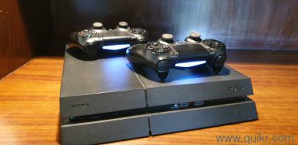 ps4 price gaffar market | Used Video Games - Consoles in Delhi