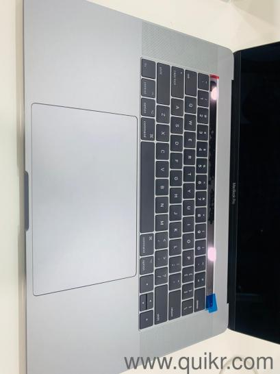 Almost Like New : Apple MacBook Pro Touch Bar 2017 laptop model