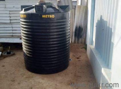 water tank | Used Household in India | Home & Lifestyle Quikr Bazaar