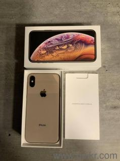 My brand new iPhone Xs Max 512Gb for sale urgently at affordable prices  come with complete accessories for sale