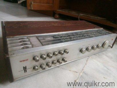 Philips Holland Receiver Amplifier