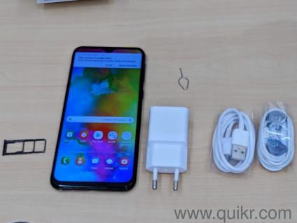 Samsung Galaxy M20 64GB call or whatsapp 87 42 9843  56