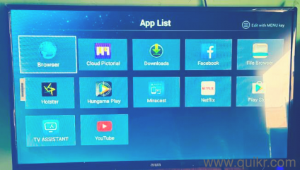led tv android smart 4k Sony