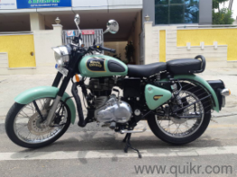 116 Second Hand Royal Enfield Classic 350 Bikes in Bangalore