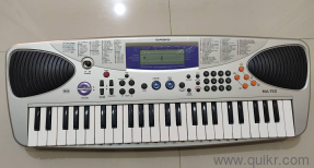 Selling Casio MA150 electronic keyboard for INR 3,500  It's in very good  condition with even display screen protector unremoved  Also giving away