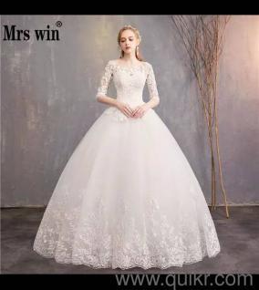 wedding gown new brand