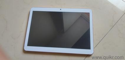 Swipe Slate Pro 16 GB 10 inch with Wi-Fi+4G Tablet (Champagne Gold): used  gently only one year old