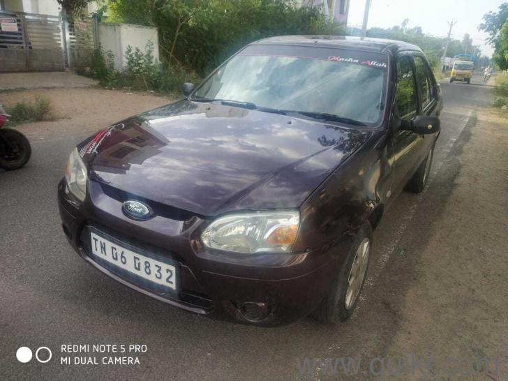 17 Used Ford Ikon Petrol Cars In Tamil Nadu Second Hand Ford