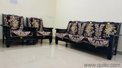 Refurbished Used Sofa Sets Furniture In Kanpur Second Hand Furniture Quikrbazaar