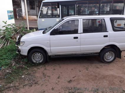 10 Used Chevrolet Tavera Cars In Tamil Nadu Second Hand Chevrolet Tavera Cars For Sale Quikrcars