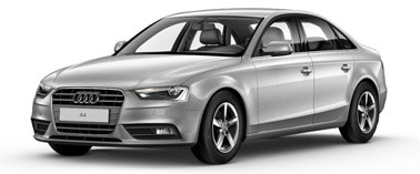 Audi A4 on QuikrCars