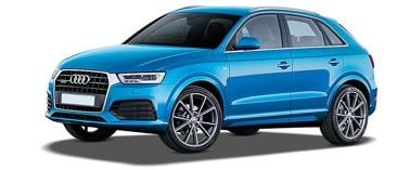 Audi Q3 on QuikrCars