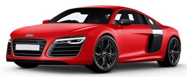 Audi R8 on QuikrCars