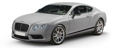 Bentley Continental GT on QuikrCars