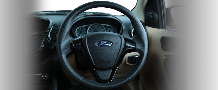 Ford Figo Aspire Interior Images