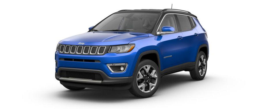 Jeep Compass Limited O 2.0 Diesel on QuikrCars